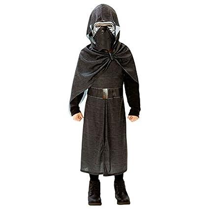 Kylo Ren Deluxe - traje de niño: Amazon.es: Juguetes y juegos