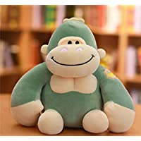 gaju Monkey King Soft Toys Plush Stuffed Teddy Bear for Kids Birthday Gift LXH 25X28 cm