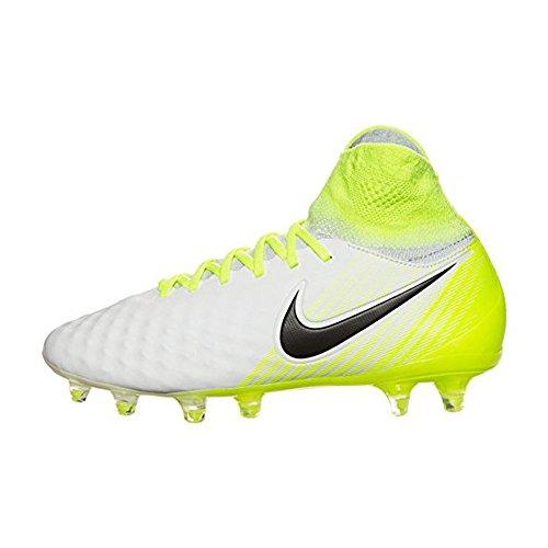 Nike Youth Magista Obra II FG Cleats [WHITE] (4.5Y)