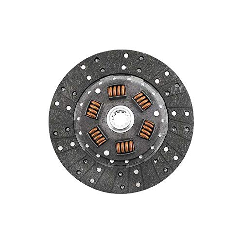 MACs Auto Parts 49-29915 Clutch Disc - 9-1/2 Diameter - 10 Spline - Flathead 239 V8