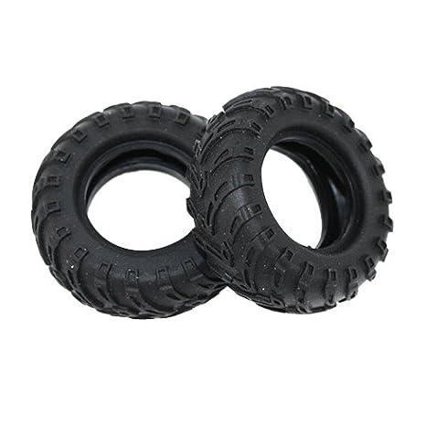 2 Piece Redcat Racing V-Tread Rock Crawler Tires 24710
