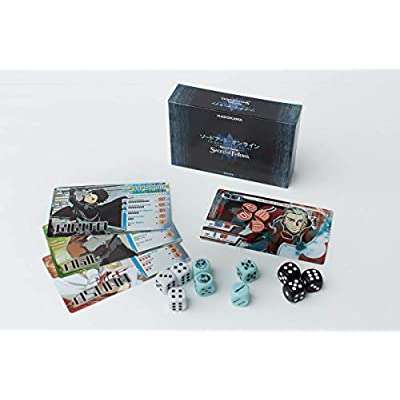 Sword Art Online Board Game: Sword of Fellows Board Games: Toys & Games