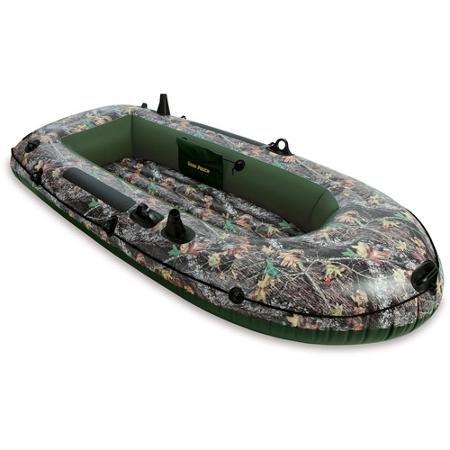 Intex Recreation Mossy Oak Seahawk 2-Person Boat, Camo