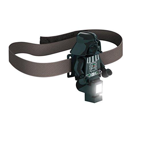 LEGO Star Wars  Darth Vader LED Head Lamp w/ Elastic Headband