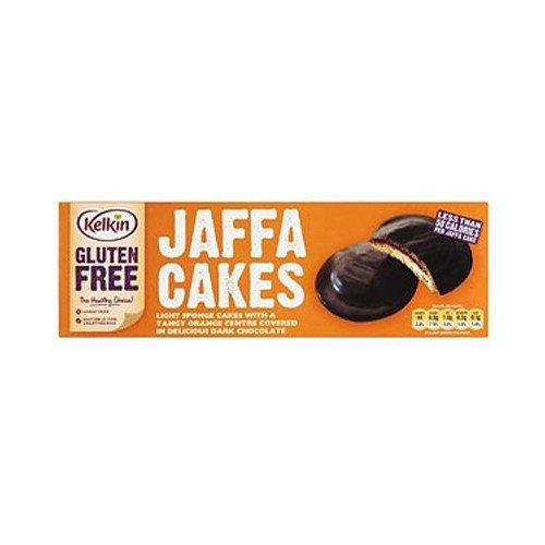 (2 Pack) - Kelkin - Jaffa Cakes G/F   150g   2 PACK BUNDLE ()