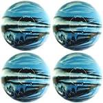 EPCO Candlepin Bowling Ball- Marbleiz...