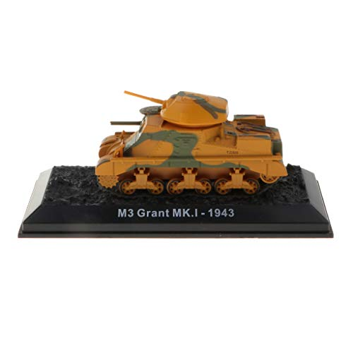 Kesoto 1:72 Scale Army M3 Grant MK.I-1943 Tank Model, used for sale  Delivered anywhere in USA