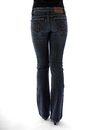 fonc Femme Jeans bleu Bleu Sinful xqR8YIqwF