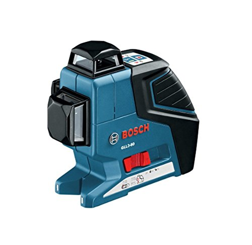 Bosch Three Plane 360 Degree Leveling And Alignment Laser