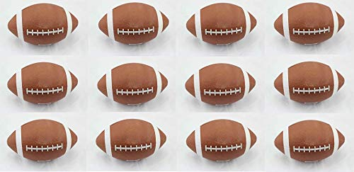 - Jsport (Pack of 12) Footballs - Official Size & Weight Missionary Wholesale Bulk