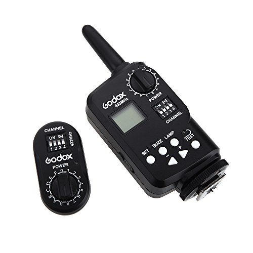Godox FT-16 Wireless Remote Controller Flash Trigger for Godox Witstro AD180 AD360 Speedlite Flash for Canon Nikon Pentax Camera Pentax Wireless Remote