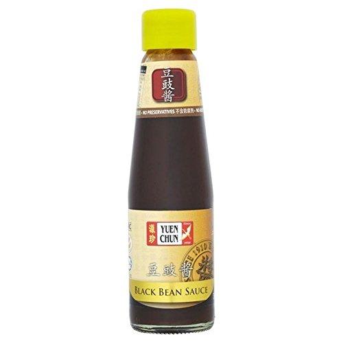 Yuen Chun Sauce Aus Schwarzen Bohnen 210G - Packung mit 6