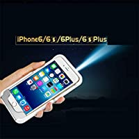 Touyin - Mini proyector portátil, G6 de proyector móvil para Apple ...