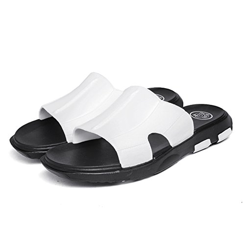 Para Juans Piscina 44eu color De shoes White Deslizamiento Size Hombre 45eu Hasta Informal Hombre Slipper Brown El Zapatos Tamaño AqxEA0rCw
