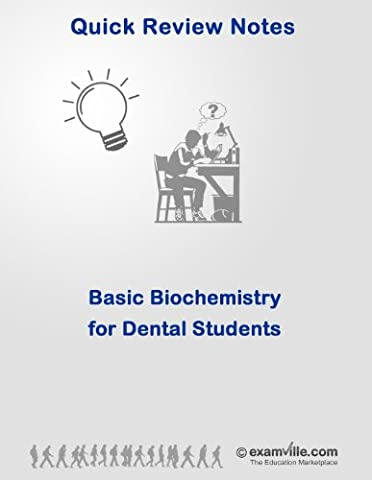 Basic Biochemistry Review for Dental Students (Quick Review Notes) (Ap Biochemistry)