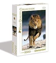 Clementoni Puzzle 1000 pieces - Running Lion (code 39104)
