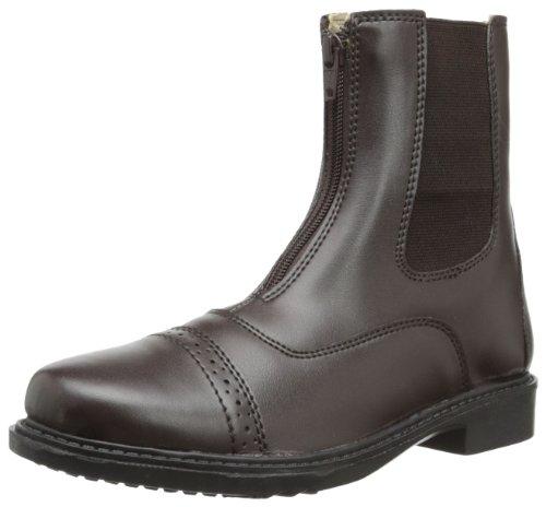 TuffRider Women's Starter Front Zip Paddock Boots