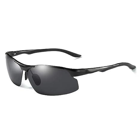100% True Retro Cool Men Polarized Sunglasses Driving Ultralight Aviation Aluminum Magnesium Full Frame Sunglasses Driver Glasses Fashionable In Style;