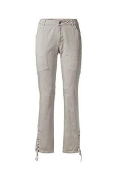 Donna Colore itAbbigliamento Pantaloni Bc SabbiaAmazon Di MUzpGqSV
