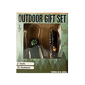 Bulk Buys Outdoor Multi-Function Tool Gift Set - Pack of 2
