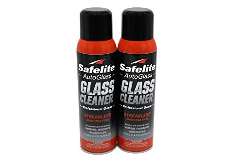 (Safelite Glass Cleaner, 19 oz, 2)