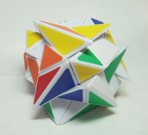YJ Fluctuation Angle Puzzle Cube