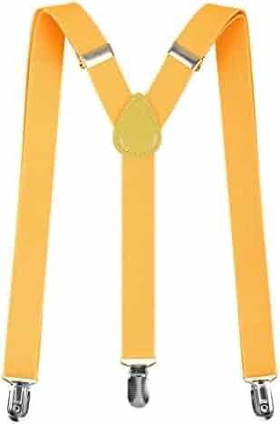 Men Mens Patriotic St Vincent Flag Fashion Suspenders