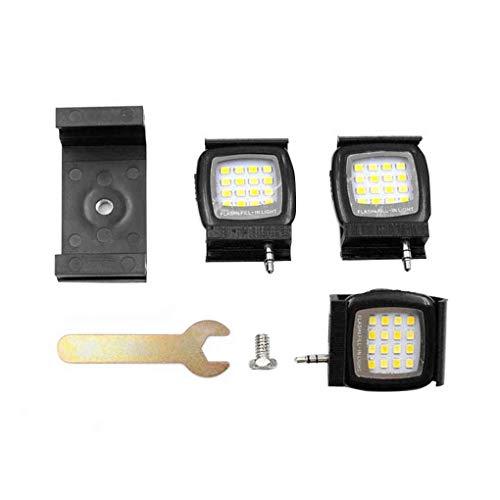 MuLuo DJI Mavic Air ドローン LEDライトキット フライングフラッシュ ナイグライト ナビゲーションランプ ヘッドライトドローンアクセサリー