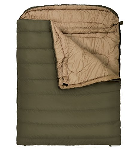 TETON Sports Mammoth Queen-Size Warm and Family Camping