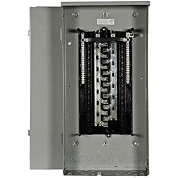 PW3040L1125CU 125-Amp 30-Space 40-Circuit Outdoor Rated Main Lug Load Center