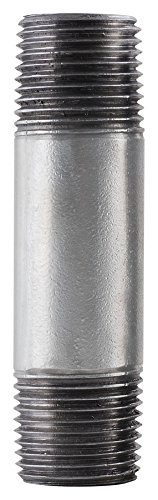 Southland 563-040HN Galvanized Steel Nipples, 1/2