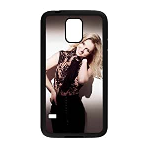C-EUR Customized Print Britney Spears Hard Skin Case Compatible For Samsung Galaxy S5 I9600
