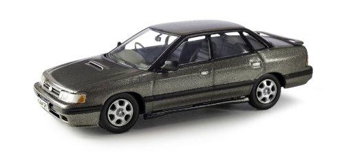 - Corgi 1:43 Subaru Legacy RS R Turbo Series 1 Car Model (Slate Grey)