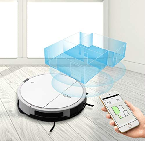 Robot De Balayage Intelligent Accueil Réservoir D\'Eau Entièrement Automatique Aspirateur Domestique Chargé Dans Toute La Maison
