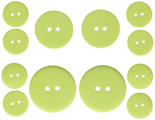 Blumenthal Lansing Favorite Findings Matte Buttons, 11/Pk...