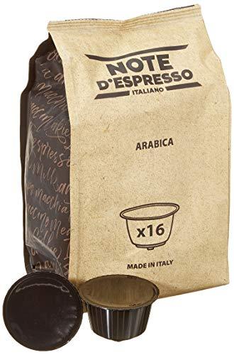 Note D'Espresso Arabica Kaffeekapseln, ausschließlich Kompatibel mit Nescafé* und Dolce Gusto* Kapselmaschinen 7 g x 96 Kapseln