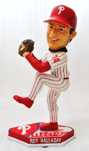 Vintage philadelphia phillies bobble head figurine