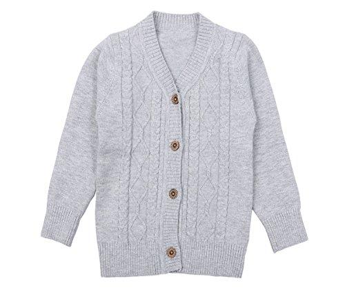 Baby Sweater Jacket - 9