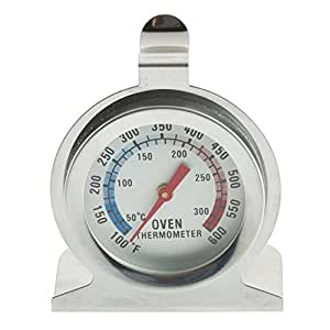 RICHY GLORY- 1pcs Food Meat Temperature Stand Up Dial Oven Thermometer