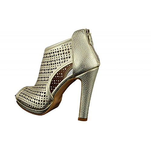 INART....DONNA - Sandalias de vestir para mujer Platino