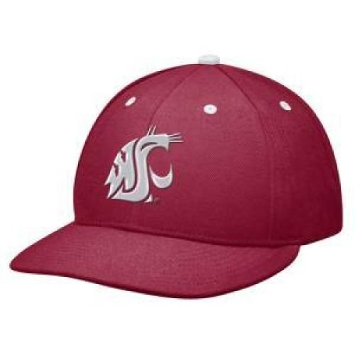 Washington State Cougars Fitted Cap - Washington State Cougars Fitted Cap - Fitted - 7 1/2