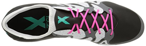 Adidas Performance Heren X 15,2 Fg / Ag Voetbalklem Zwart / Shock Mint / Wit