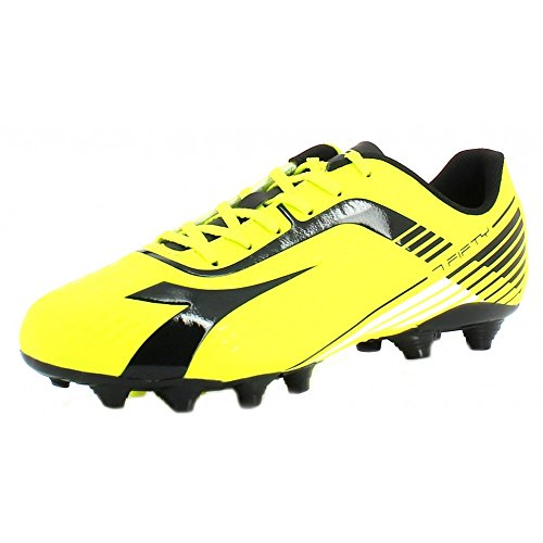 Diadora Mg14 Soccer Yellow Shoes Diadora Nero 7Fifty GialloFluo 4ggPwH