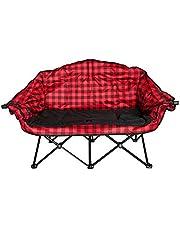 Kuma Outdoor Gear Bear Buddy Double Chair Red Plaid