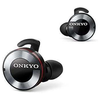 ONKYO full wireless earphone W800BTB (Black) (Japan domestic model)