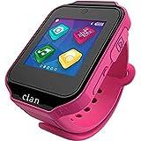 Cefatronic Smartwatch Clan, color rosa (CEFA Toys 109)