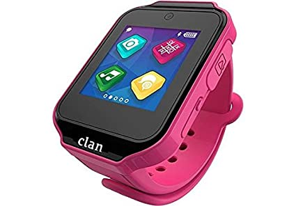 Cefatronic - Smartwatch Clan, Color Rosa (CEFA Toys 109)