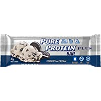 6-Pack Pure Protein PLUS Cookies & Cream (60 gram)