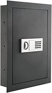 Paragon 7725 Flat Superior Electronic Hidden Wall Safe .83 CF for Jewelry or Valuables