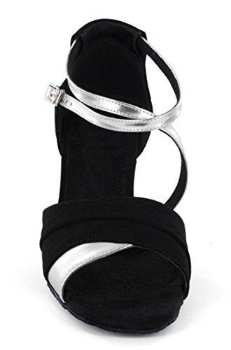 TDA - salón mujer 6cm Silver Black